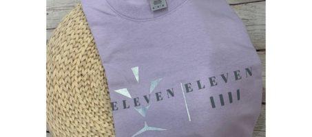 eleven eleven Tシャツ【再販】